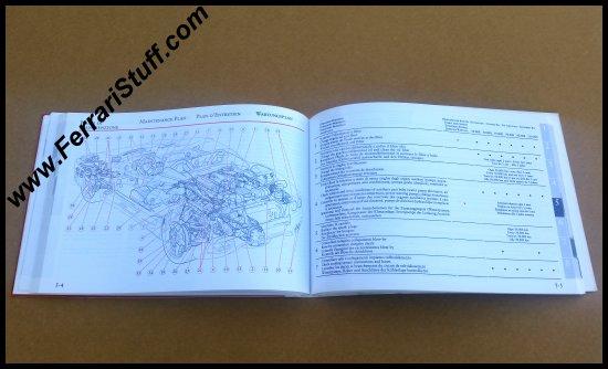 ferrari 360 owners manual pdf