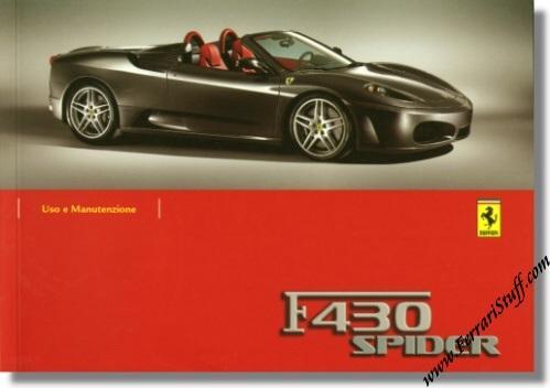 ferrari owner manual open source user manual u2022 rh dramatic varieties com Slammed 04 GTO 04 gto service manual