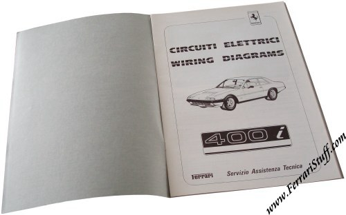 291_83_ferrari_400i_wiring_diagrams_workshop_manual_01_fs ferrari 400i brochures owners manuals parts catalogs and memorabilia ferrari 400i wiring diagram at bayanpartner.co