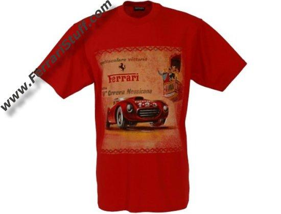 Official License Ferrari T-Shirts And Tops Shop