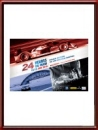 Original 2010 24 Hours of Le Mans Poster