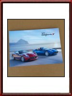 2014 Ferrari California T Sales Brochure 4711/14