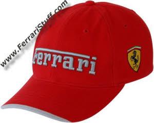 Official License Ferrari Baseball Hats And Caps Shop